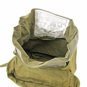 アメリカ軍放出 M1945 帆布キャンパス カーゴデットストック2.jpg